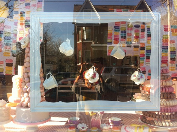 Projects Le Dolci Spring Window Display Singhnature