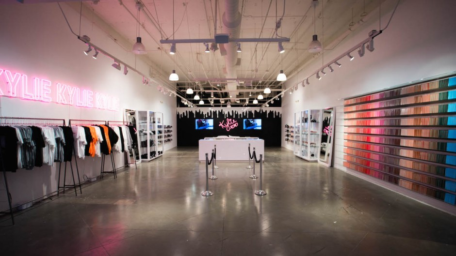 Kylie Pop Up 2016 LA