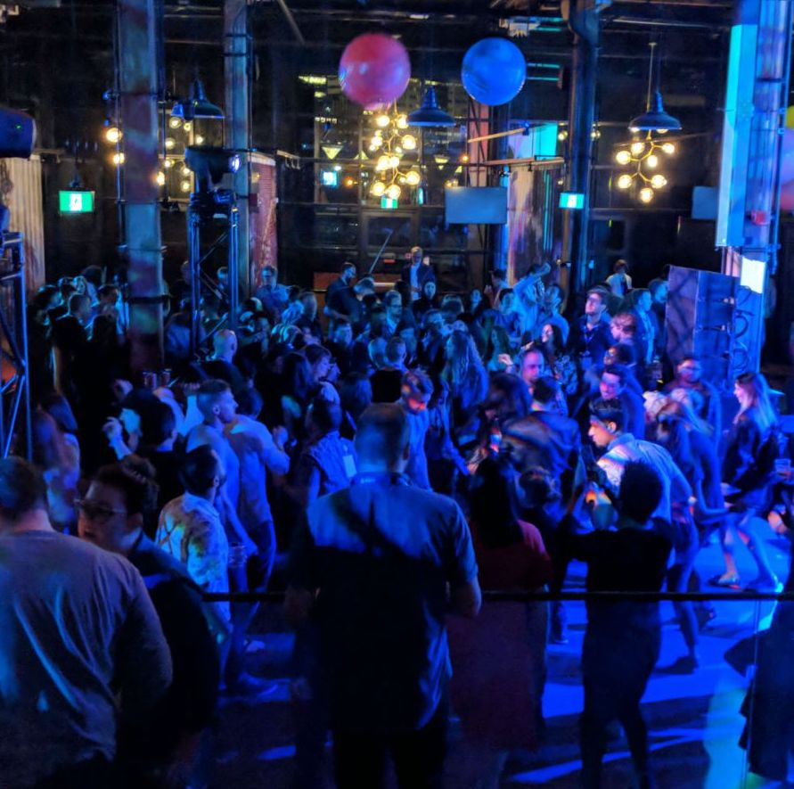 Shopify Unite After Party 2018
