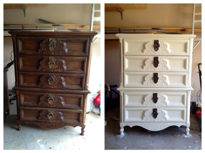 HOW TO REINVENT OLD FURNITURE Singhnature