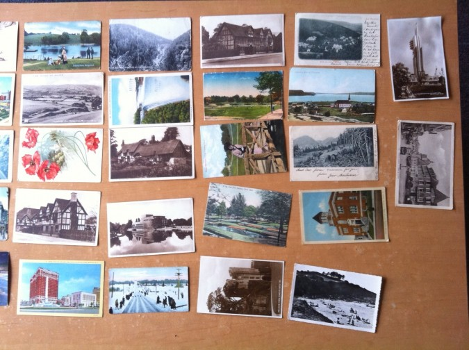Vintage and Antique Post Cards