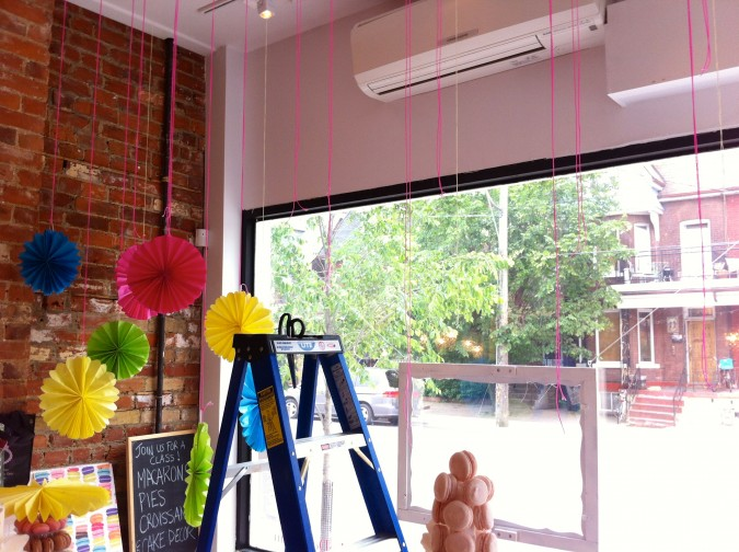 Start of the Le Dolci Summer HBD window