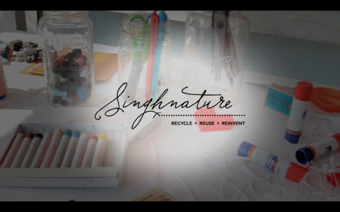 DIY & CRAFTS by Singhnature: How to make a journal