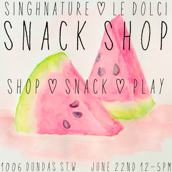 Snack Shop @LE DOLCI